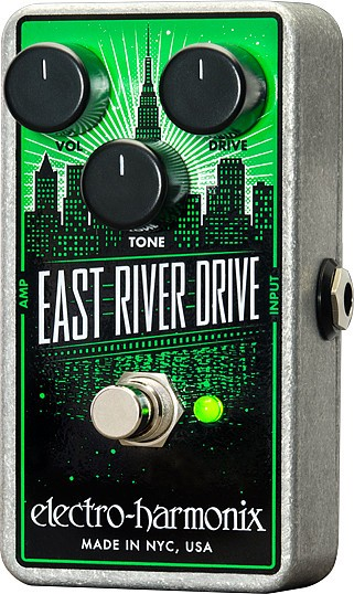 Electro Harmonix - East River Drive Overdrive