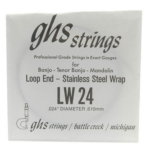 GHS - LW24 stainless steel 0.24w