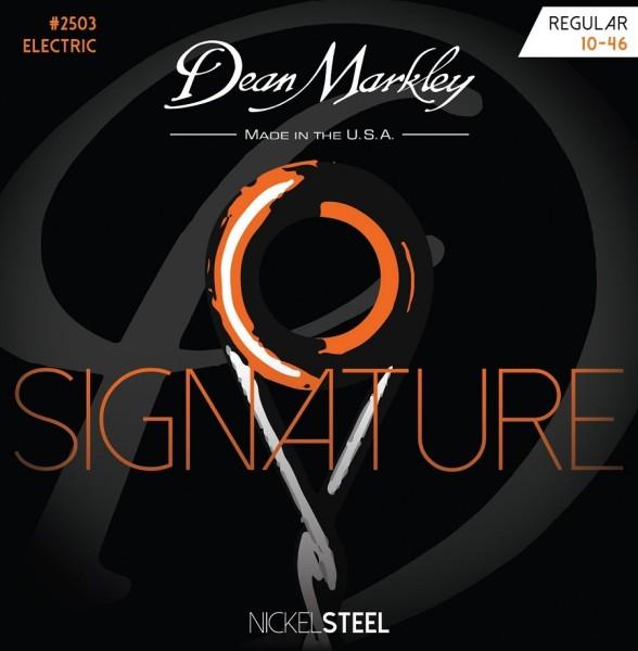 2503 REGULAR 10-46 Signature