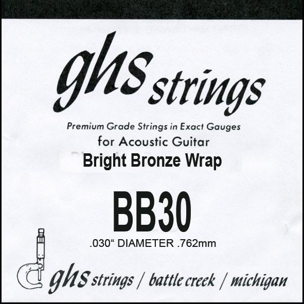 BB30 Bright Bronze 030 wound
