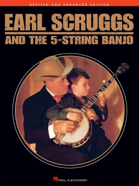 HAL LEONARD - Earl Scruggs 5-String Banjo