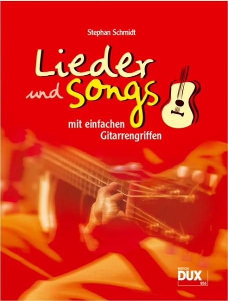 DUX - 855 Schmidt Lieder + Songs mit