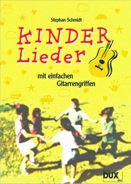 DUX - 853 Kinderlieder St Schmidt