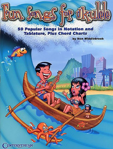 HL00000407 Fun Songs for Ukule