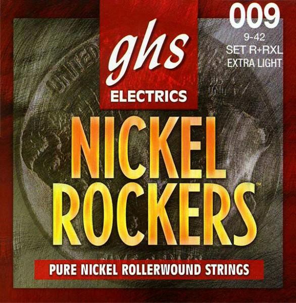 GHS - R+RXL Nickel Rockers X-light