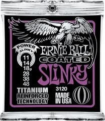 Ernie Ball - EB3120 Power Slinky Coated