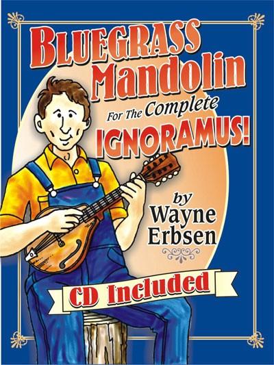 Mel Bay - NGB107 Bluegrass Mandolin for