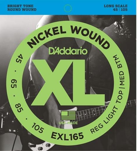 DAddario - EXL165 Electric 45