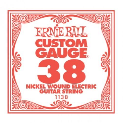 Ernie Ball - EB1138 038 wound Einzelsaite