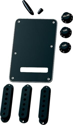 Fender - F1363 Strat AccessoryKit black