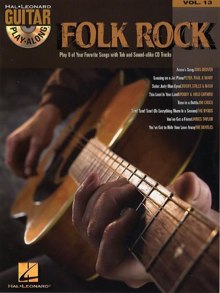 HAL LEONARD - HL00699581 Folk Rock