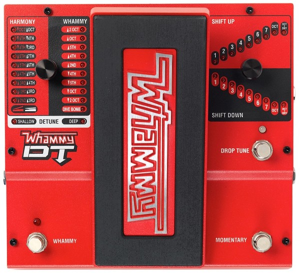 Whammy DT Classic 2 Mode Pitch