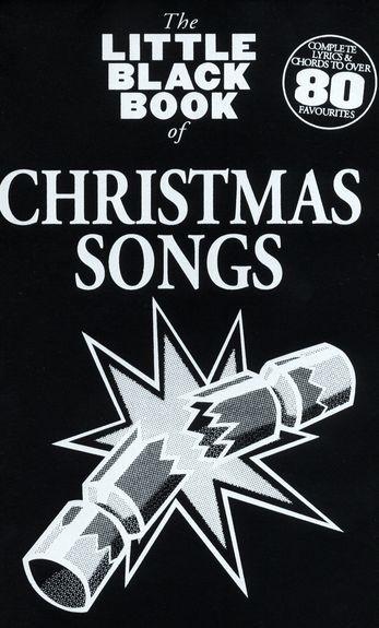 HAL LEONARD - Little Black Book Christmas So