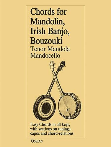 OMB61 Chords for Mandolin,