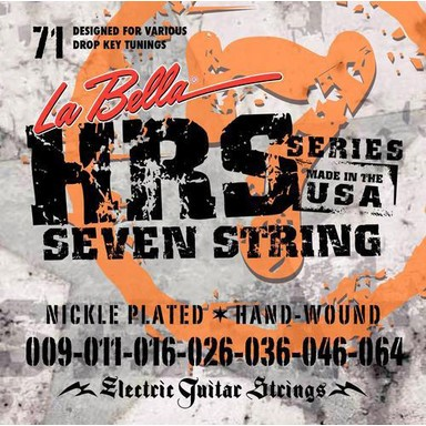 La Bella - HRS-71 7-string 009/046+064