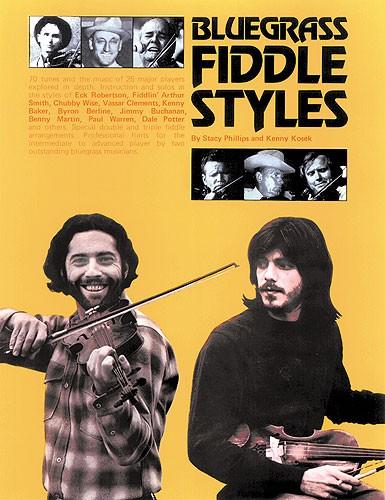 Oak Publishing - OK63487 Bluegrass Fiddle Style