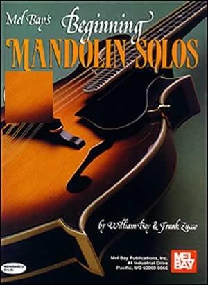 Mel Bay - MB94884 Beginning Mandolin