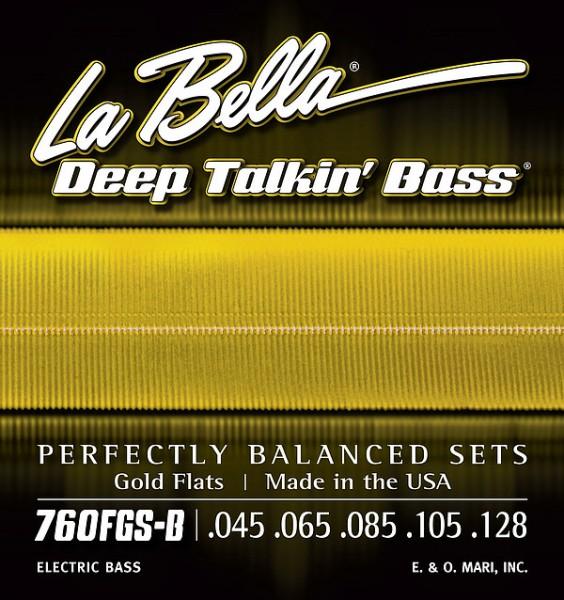 La Bella - 760FGS B 5S Gold FW 45-128