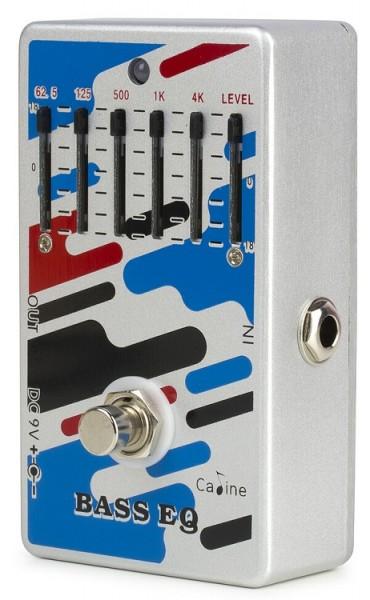 CP-73 5-Band Graphic Bass EQ