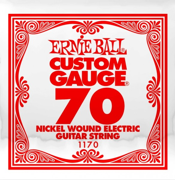 Ernie Ball - EB1170 EinzelsaiteWound Nickel