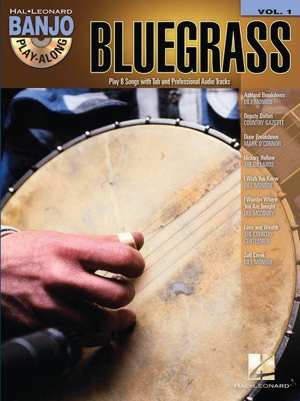 HAL LEONARD - HL00102585 Bluegrass Banjo