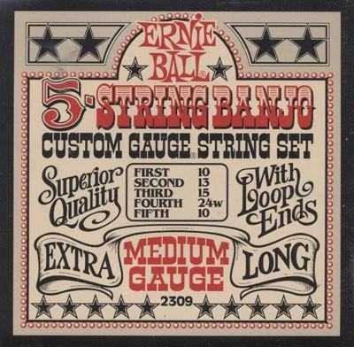 Ernie Ball - EB2309 Frailing 5S Stainless