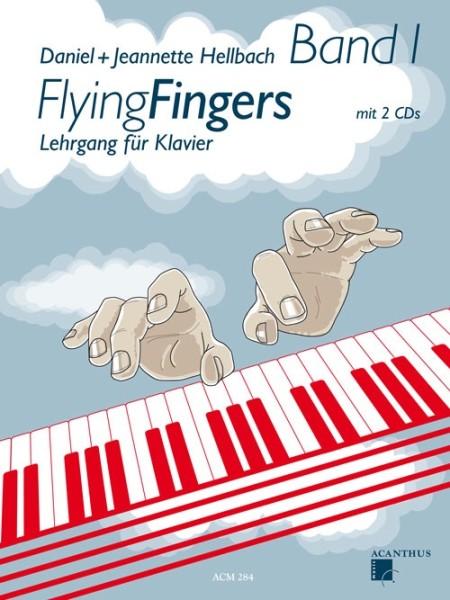 Acanthus - ACM284 Flying Fingers Bd 1