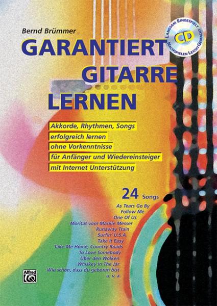 Alfred - 20106G Garantiert Gitarre