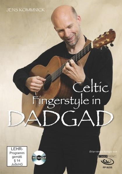 FINGERPRINT - FP8155 DADGAD Celtic Fingerst