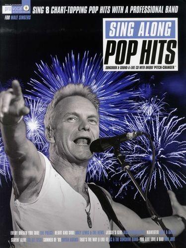 HAL LEONARD - HLE90003298 Sing along Pop Hit