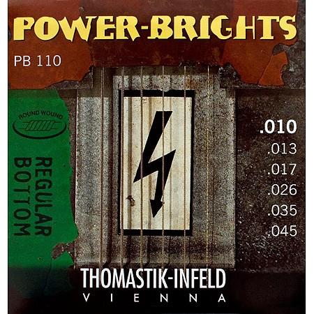 Thomastik - PB110 Power Bright 10-45