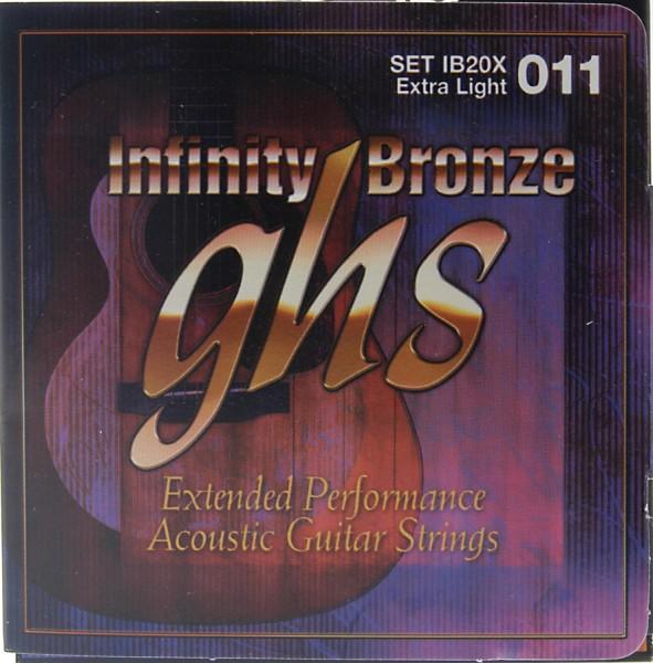 IB20X Infinity Bronze XL