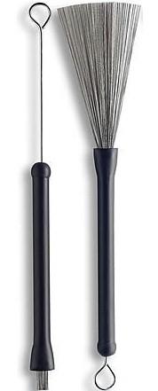 Scott - Jazzbesen Metal Brushes mit