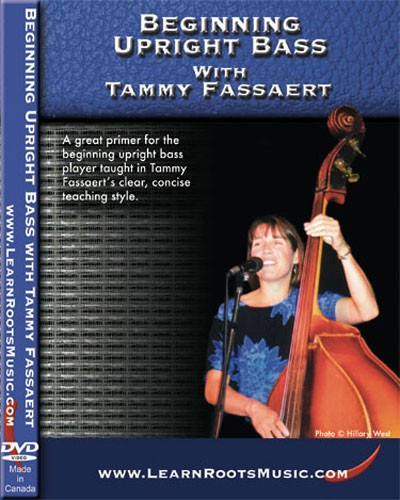 TFDVD01 Beginning Upright Bass