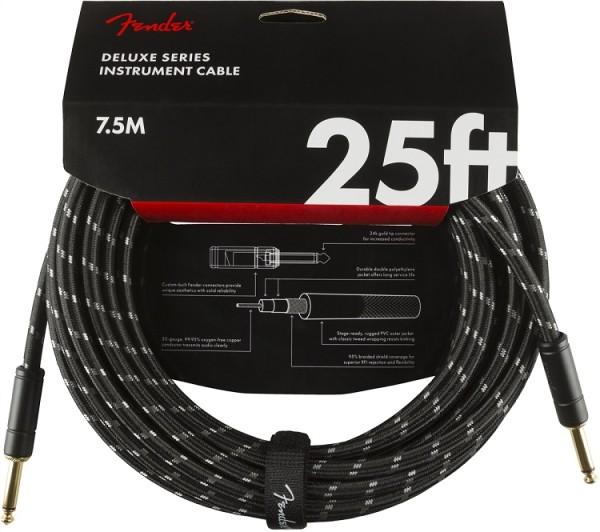 Deluxe Kabel 7,5m BKTweed