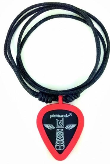 Halsband Rockin Red