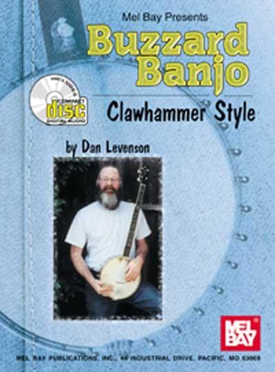 Mel Bay - MB99126BCD Buzzard Banjo