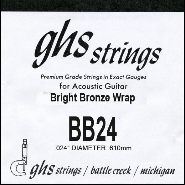 GHS - BB24 Bright Bronze 024 wound