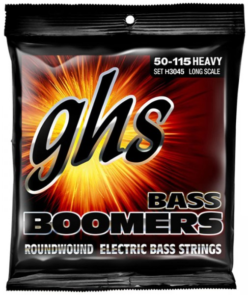 GHS - H3045 Bass Boomers 50-115