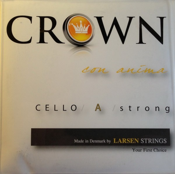 CROWNbyLARSEN - Cello Strong Satz 4/4