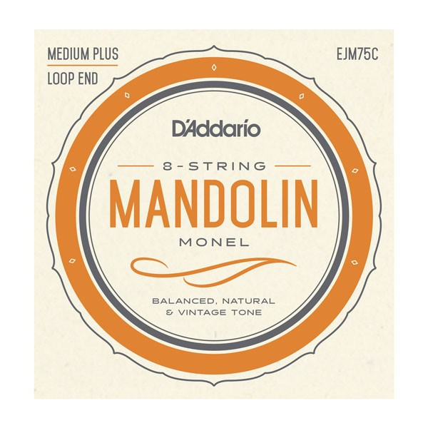 EJM75C Mandolin Monel 11-41