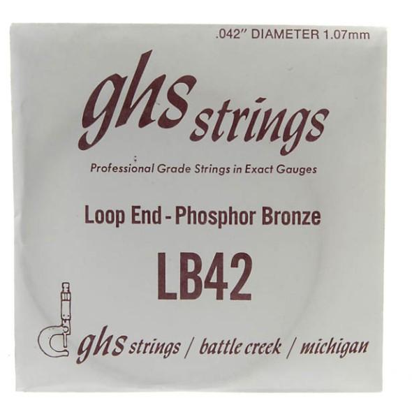 LB42 Phosphor Bronze 0.42w