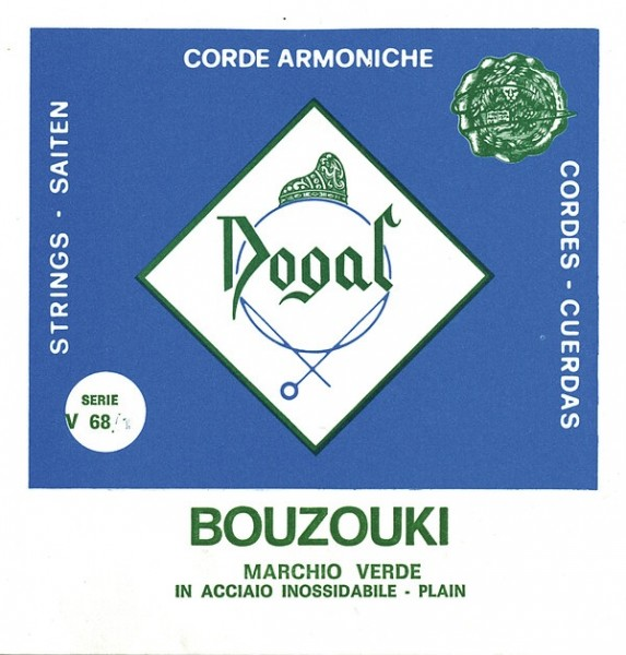 Dogal - V68 Greek Bouzouki Marcio Ver