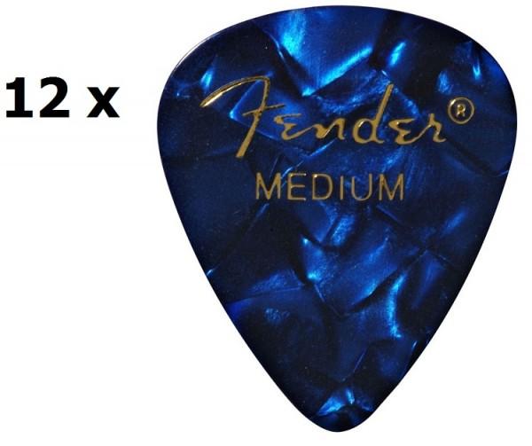 Fender - FBM351 blue Moto medium 351