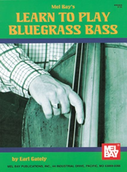 Mel Bay - MB93638 Learn to pl. Bluegrass
