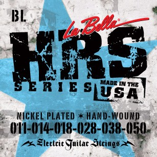 La Bella - HRS-BL Blues Light 11-50