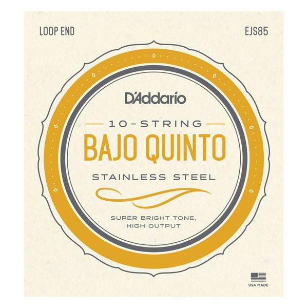 DAddario - EJ85 Bajo Quinto Phos.Br.
