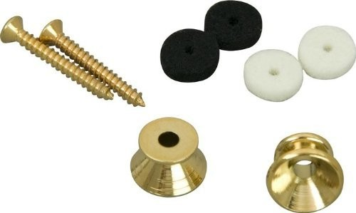 0018916049 Button Strap Gold