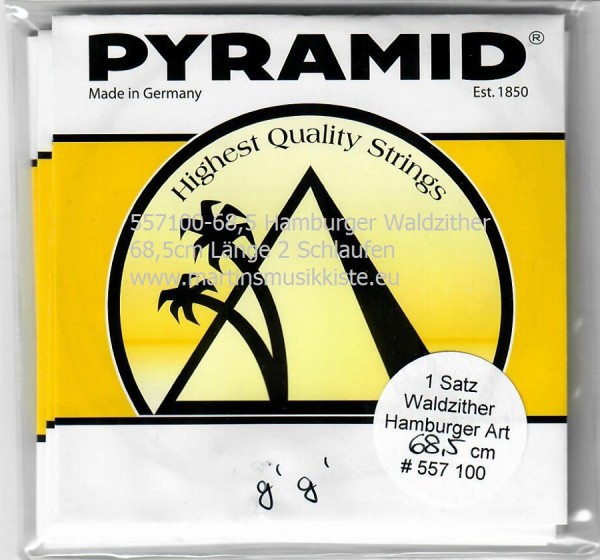 Pyramid - 557100-68,5 Hamburger Waldz