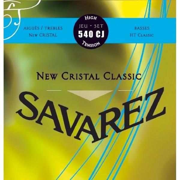 Savarez - 540CJ Cristal Classic blau